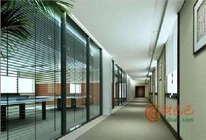 深圳办公家具定做设计办公隔断屏