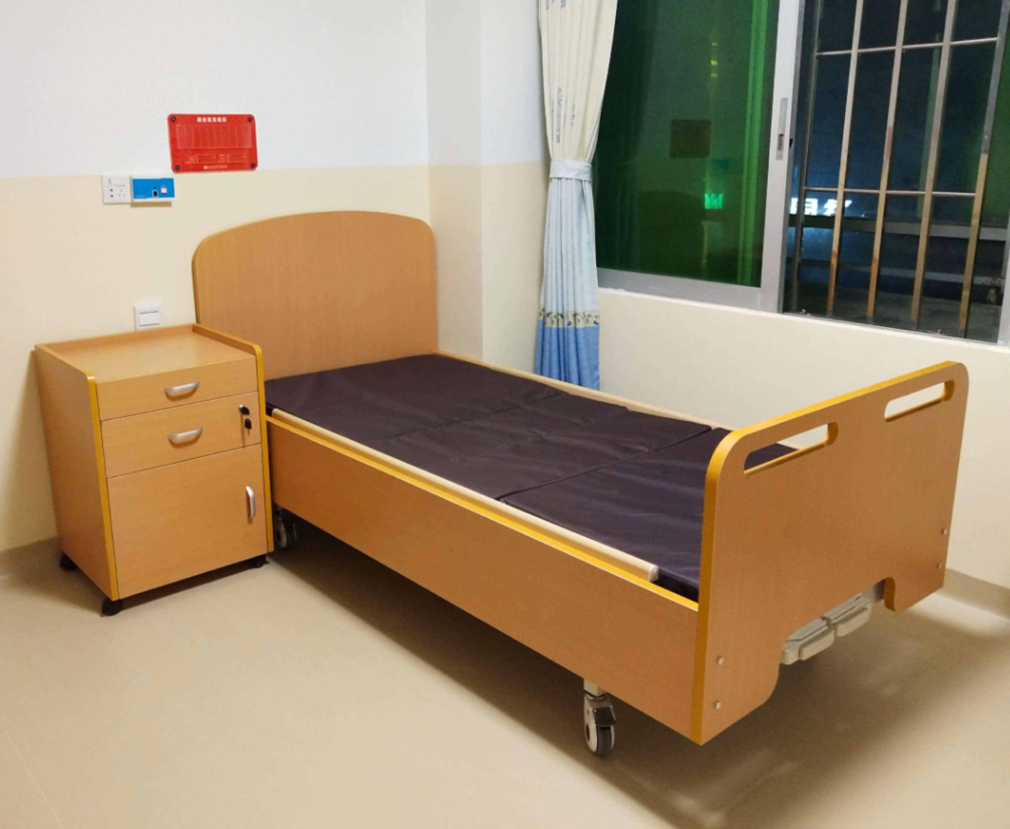 双摇养老床医疗床护理床 可定制